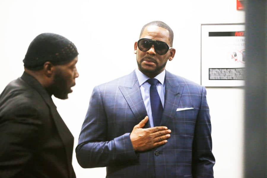 R Kelly Says He Owes Almost $2M To The IRS
