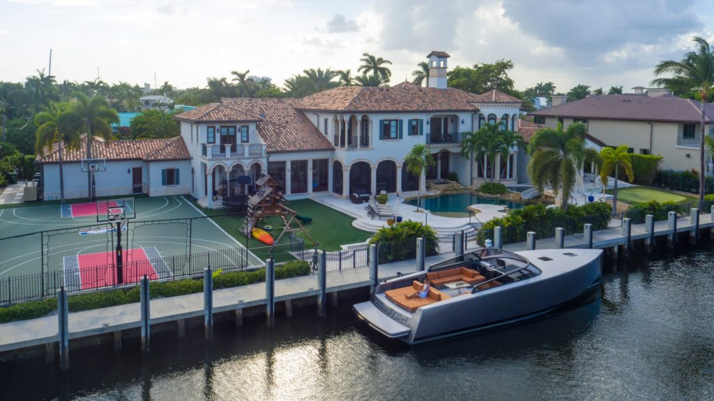 Scottie Pippen Has Been Trying To Sell This Opulent Florida Mansion