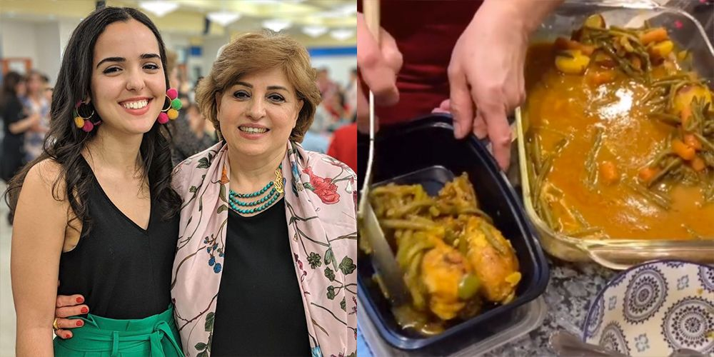 This TikTok Famous Mom Puts Food In Perfectly-Sized Tupperware