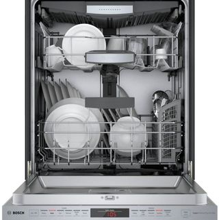 Series 800 dishwashers with CrystalDry