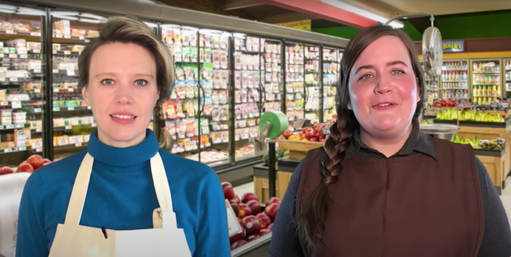 """Watch The """"Grocery Store Ad"""" From SNL"""