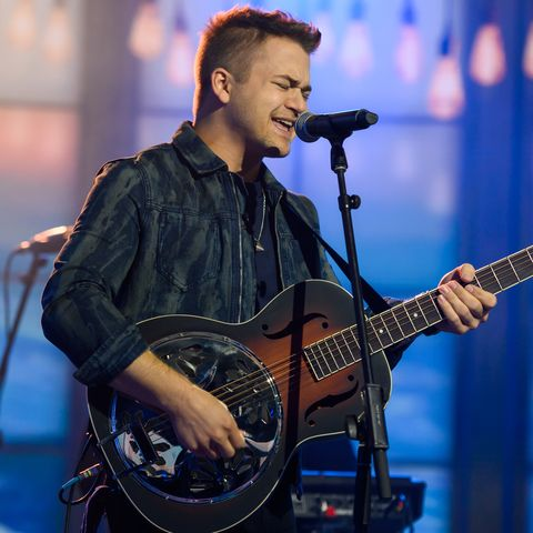 Who is the astronaut in 'The Masked Singer'? - Hunter Hayes