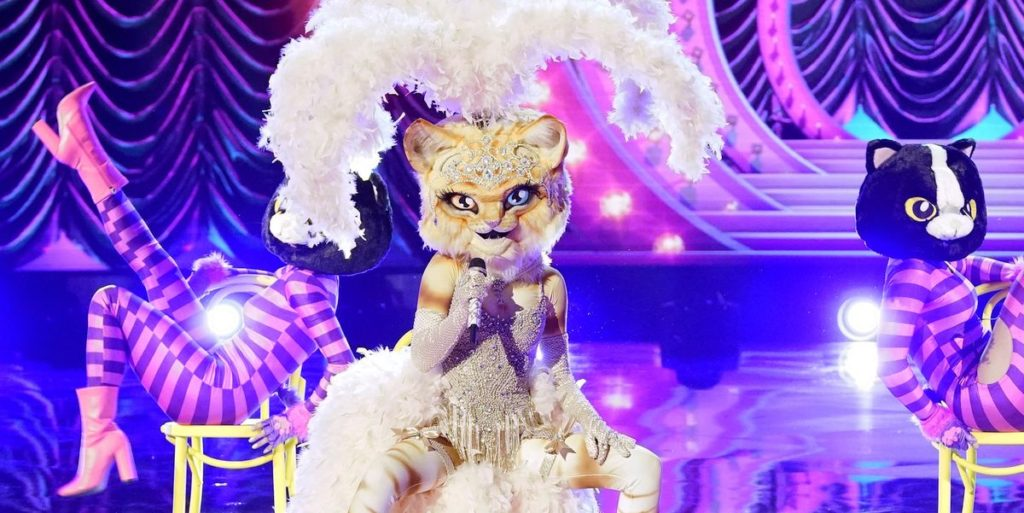 Who Is Kitty on 'The Masked Singer'?