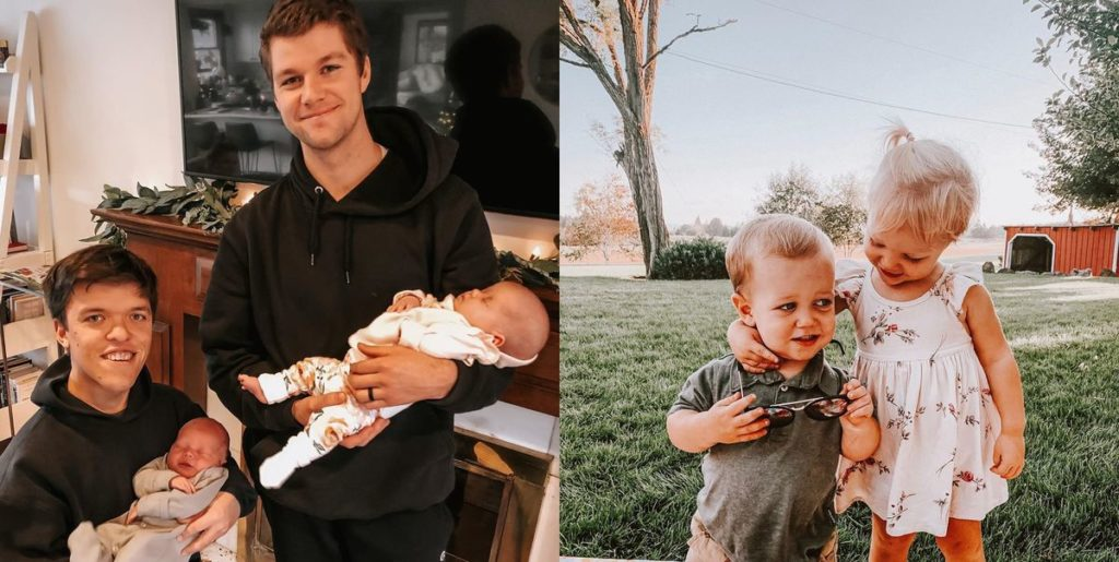 Zach Roloff Gets Candid About His Son Jackson's Relationship With