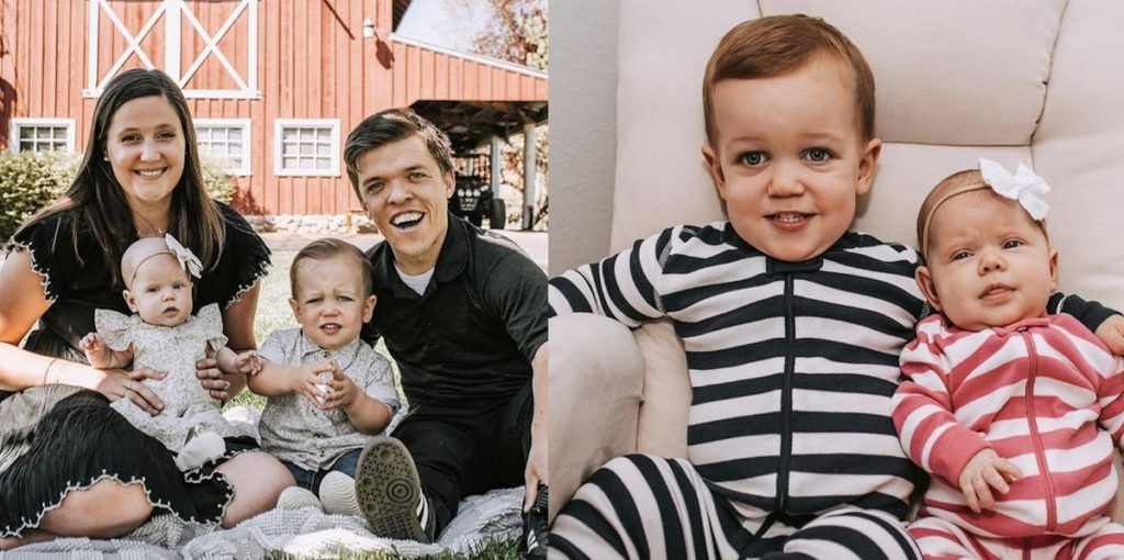 Zach and Tori Roloff Open Up About Their Kids