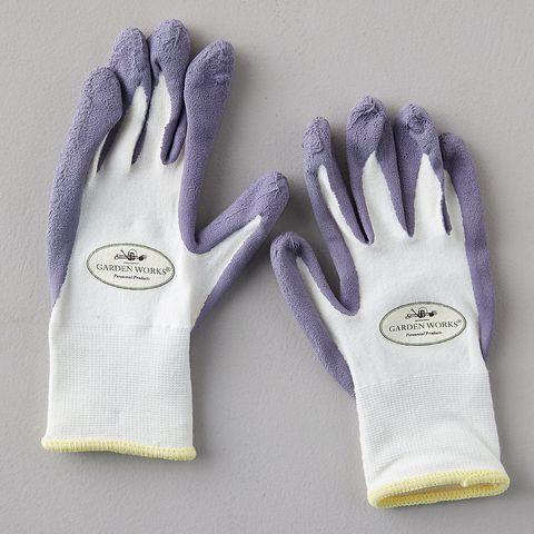 Garden works bamboo gardening gloves