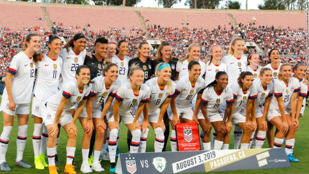 Judge dismisses US women's national soccer team's equal pay claims