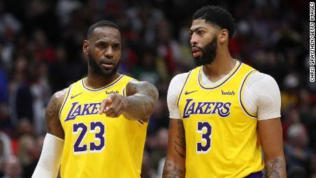 LeBron James unhappy at suggestion of canceling NBA season