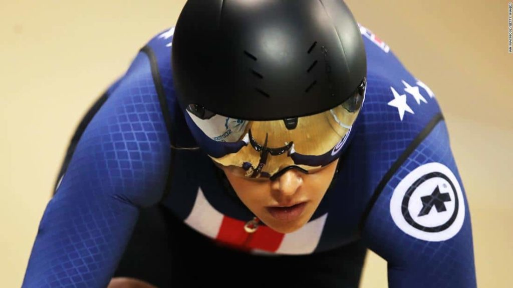 Quarantined Olympic Hopeful Adapts Training Methods