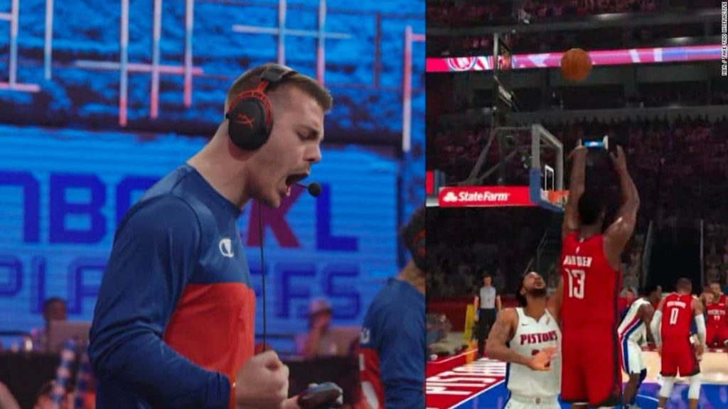 Virtual stars of NBA 2K League return remotely for exciting new season