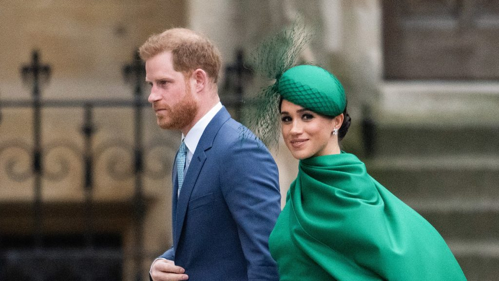 Harry and Meghan: Authorized biography on divorce from the royals