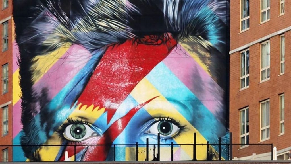 Street art: visiting the most beautiful murals in the world