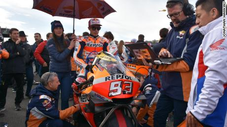 Marc and Alex Marquez united in MotoGP for next season