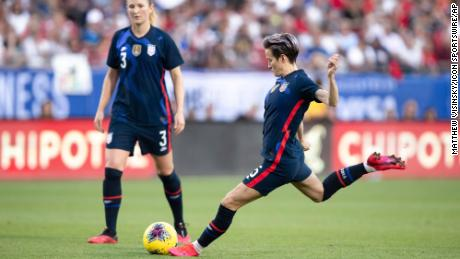 USWNT players ask for appeal and trial