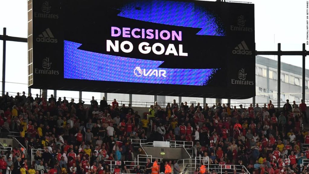 Leagues given option to scrap VAR when competition resumes