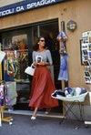Christy Turlington in Ungaro, Fashion