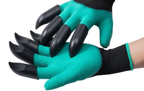 Garden spirit digging gloves