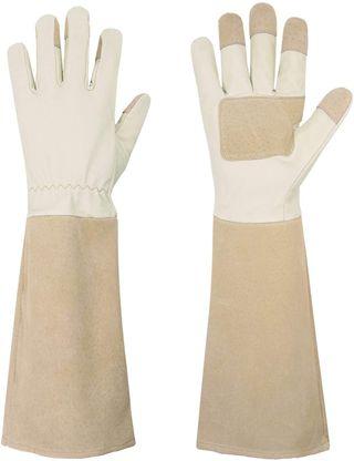 handy rose cut gloves