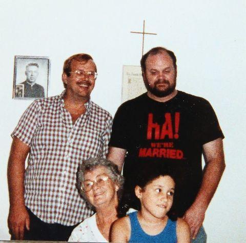 meghan markle family