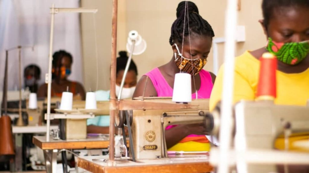 African Fashion Foundation Responds to Covid-19