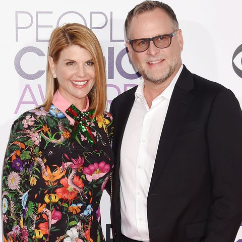 Los Angeles, CA January 18 Actors Lori Loughlin L and Dave Coulier attend the 2017 People's Choice Awards at Microsoft Theater on January 18, 2017 in Los Angeles, California Photo by Jeffrey Mayerwireimage