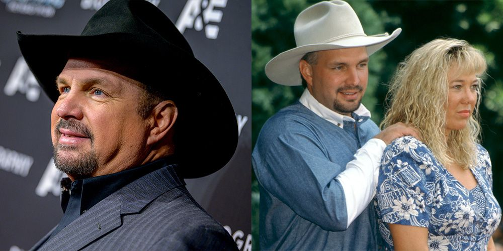 Garth Brooks Discusses His Ex Wife Sandy Mahl's Claims