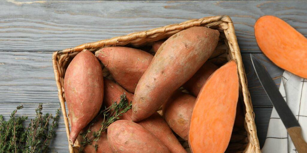 How to Grow Sweet Potatoes