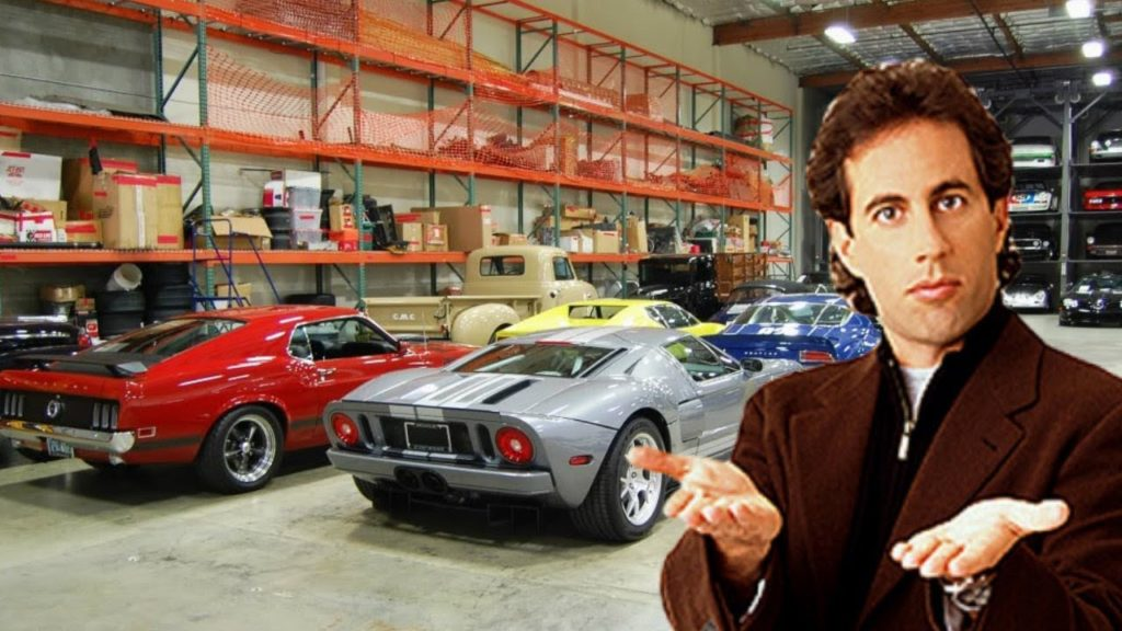 Jerry Seinfeld Car Collection