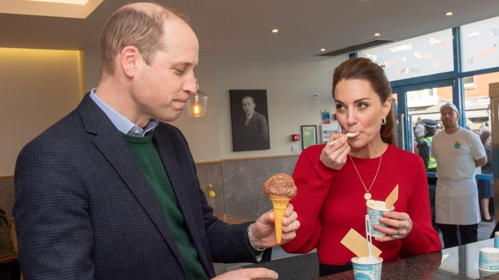 Kate Middleton diet