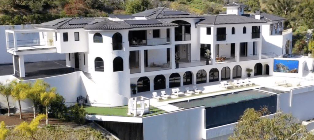 New 40,000 Square Foot Home In Bel Air Home Dubbed UNICA
