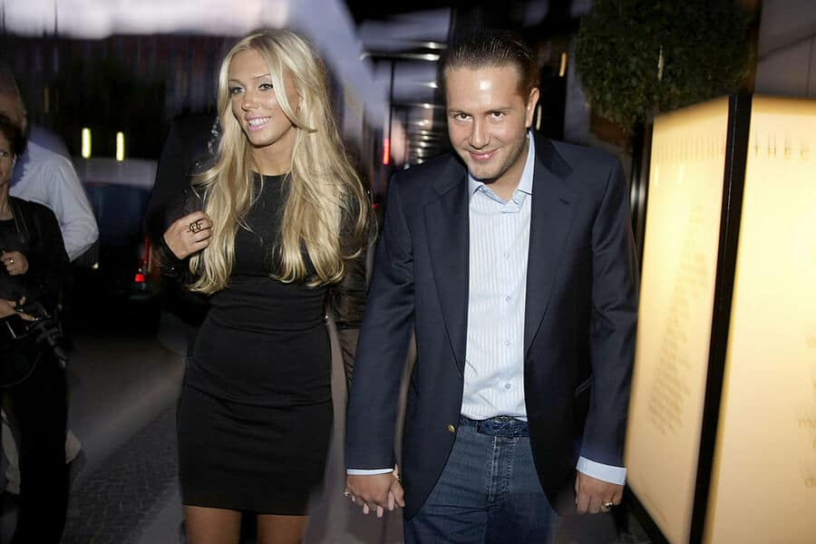 Petra Ecclestone's Ex-Husband Charged With Money Laundering