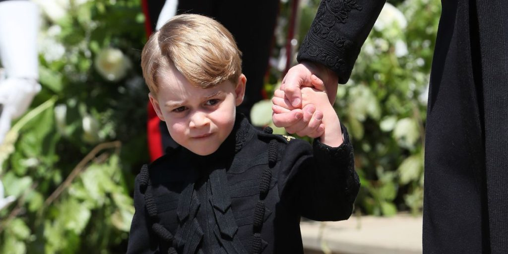 Prince George Almost Had a Completely Different Name