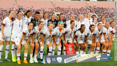 Judge Denies US National Women's Football Team Equal Pay Claims