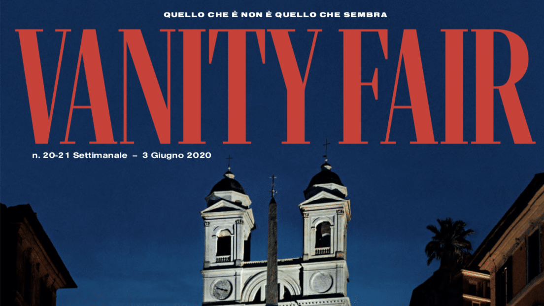 Vanity Fair: the new issue directed by Paolo Sorrentino