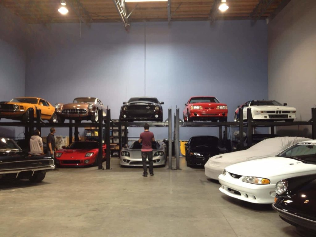 What Happened To Paul Walker's Car Collection?