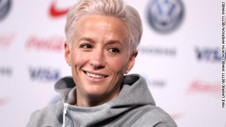 Megan Rapinoe: USWNT captain, World Cup winner and social justice activist