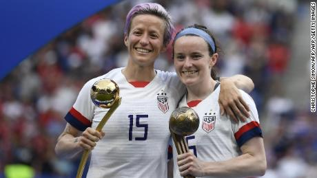 Women's World Cup: As equality champions, USWNT will be admired in its fight for lasting change