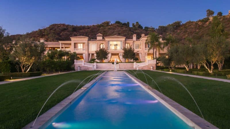 The most expensive houses - Palazzo di Amore