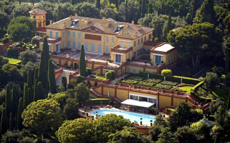 The most expensive houses - Villa Leopolda