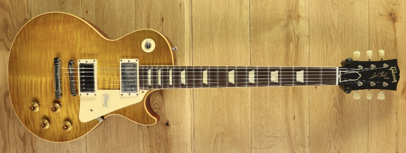 Most Expensive Guitars - Keith Richards 1959 Les Paul