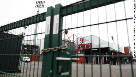 Chaos signals as European football season devastated by coronavirus pandemic