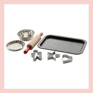 DUCTY 7-piece toy baking set