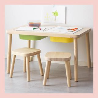 FLISAT children's table