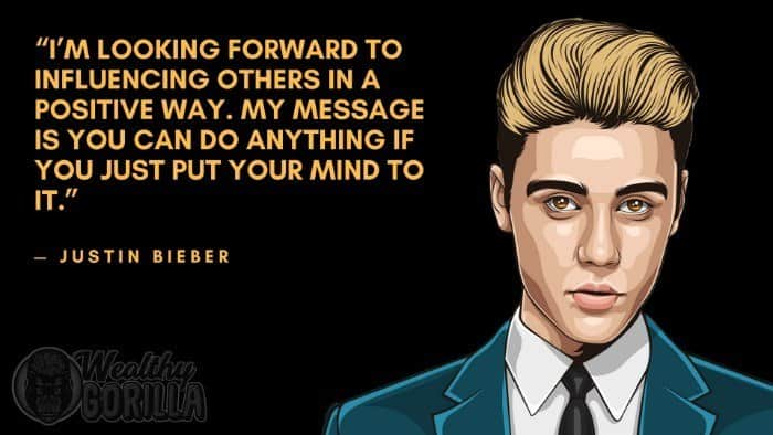 Best quotes from Justin Bieber 2
