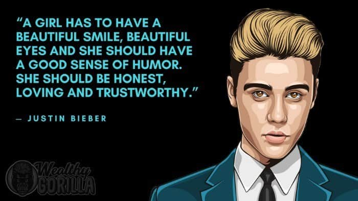 Best quotes from Justin Bieber 4