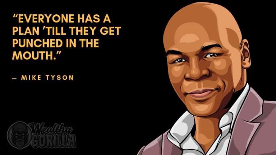 Mike Tyson 5 Quotes