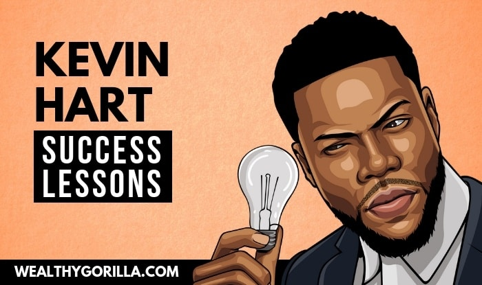 Kevin Hart's success lessons