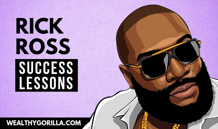 Rick Ross's success lessons
