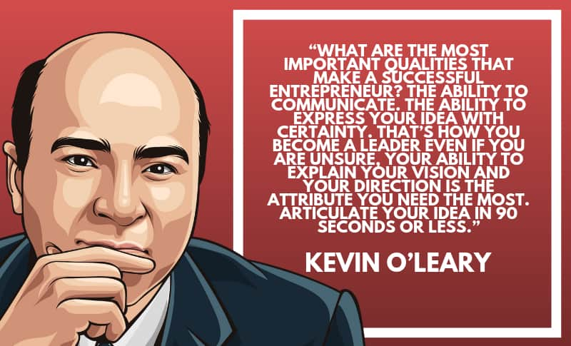 Kevin O'Leary Picture Quotes 1