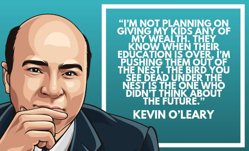 Kevin O'Leary Photo Quotes 3